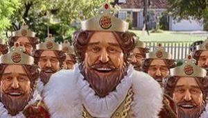 Sea of Burger Kings